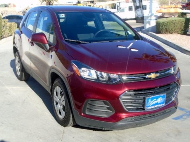 Used 2017 Chevrolet Trax LS SUV Bullhead City