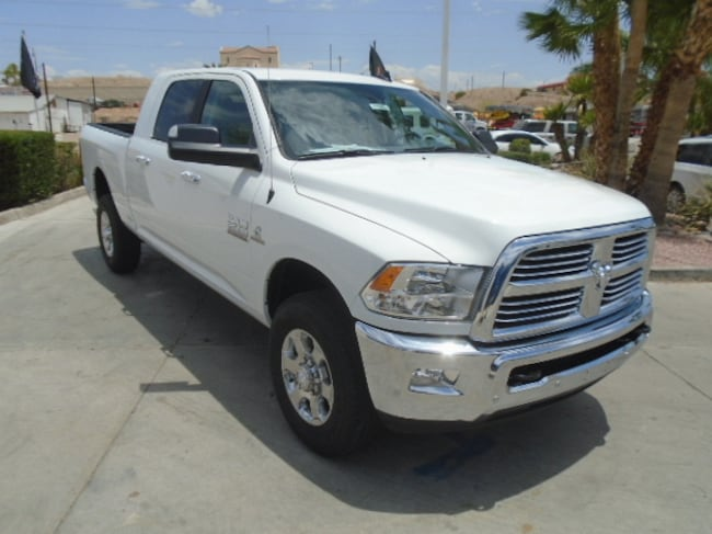 New 2018 Ram 2500 BIG HORN MEGA CAB 4X4 6'4 BOX Mega Cab Lake Havasu City