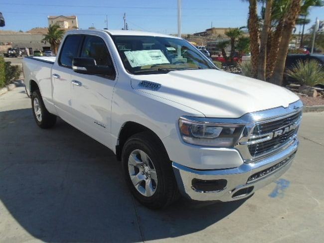 New 2019 Ram 1500 BIG HORN / LONE STAR QUAD CAB 4X2 6'4 BOX Quad Cab Lake Havasu City