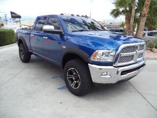 Used 2015 Ram 2500 Laramie Truck Crew Cab Bullhead City