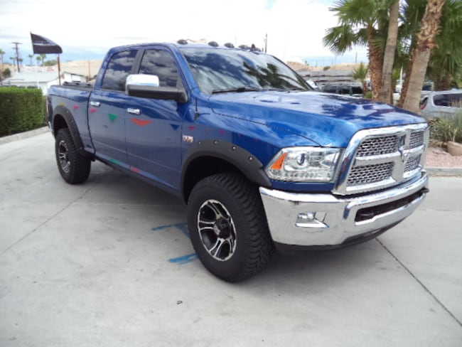 2015 Ram 2500 Laramie Truck Crew Cab
