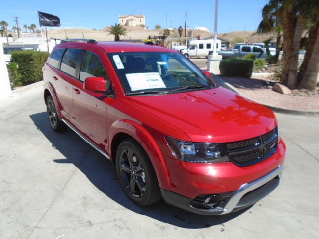 New 2018 Dodge Journey CROSSROAD Sport Utility Lake Havasu City