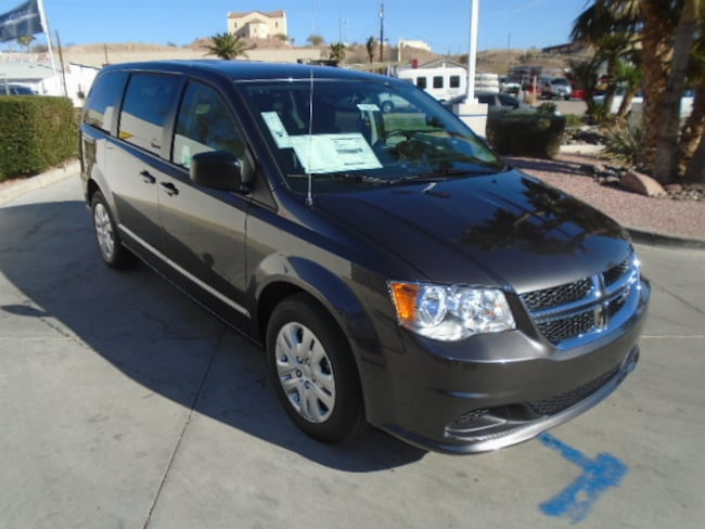 New 2018 Dodge Grand Caravan SE Passenger Van Lake Havasu City