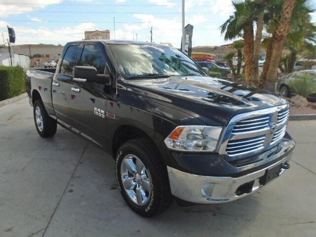 Certified Pre-Owned 2014 Ram 1500 SLT Truck Quad Cab Bullhead City, Arizona