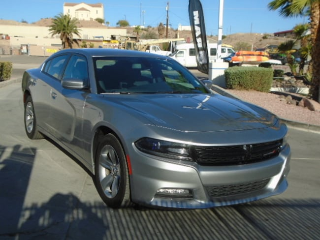 Used 2018 Dodge Charger SXT Plus Sedan Bullhead City