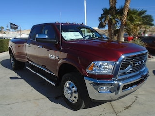New 2018 Ram 3500 LIMITED CREW CAB 4X4 8' BOX Crew Cab Bullhead City