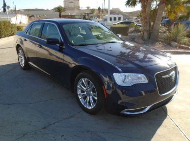 Used 2017 Chrysler 300 Limited Sedan Bullhead City
