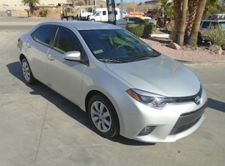 Used 2016 Toyota Corolla S Sedan Bullhead City