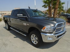 Certified Pre-Owned 2018 Ram 2500 SLT Truck Mega Cab Bullhead City, Arizona