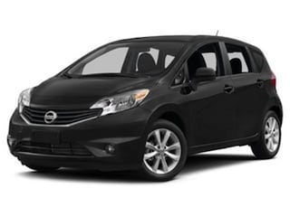 Used 2015 Nissan Versa Note S Hatchback Bullhead City