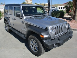 New 2020 Jeep Wrangler UNLIMITED FREEDOM 4X4 Sport Utility Bullhead City