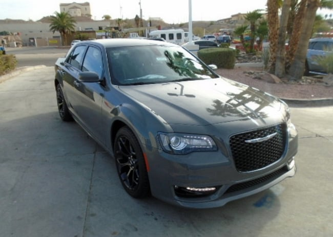 New 2019 Chrysler 300 S Sedan Lake Havasu City