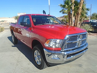 New 2018 Ram 2500 BIG HORN CREW CAB 4X4 6'4 BOX Crew Cab Bullhead City