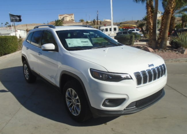 New 2019 Jeep Cherokee LATITUDE PLUS 4X4 Sport Utility Lake Havasu City