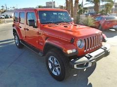 2018 Jeep Wrangler UNLIMITED SAHARA 4X4 Sport Utility for sale in bullhead city