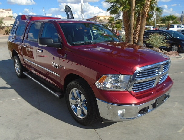 Certified Pre-Owned 2015 Ram 1500 SLT Truck Crew Cab Bullhead City, Arizona