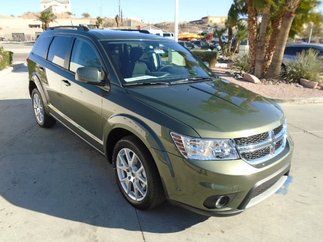 New 2018 Dodge Journey SXT Sport Utility Bullhead City, Arizona