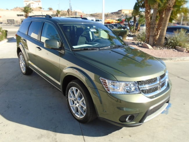 New 2018 Dodge Journey SXT Sport Utility Lake Havasu City
