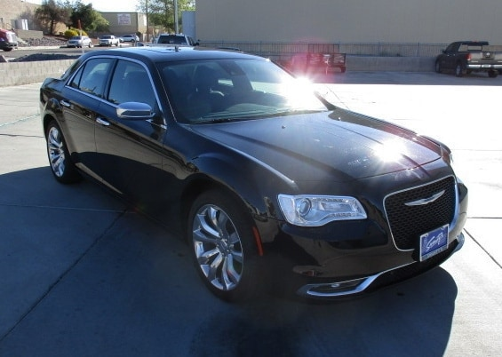 Certified Pre-Owned 2018 Chrysler 300 Limited Sedan Bullhead City, Arizona