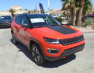 New 2018 Jeep Compass TRAILHAWK 4X4 Sport Utility Bullhead City