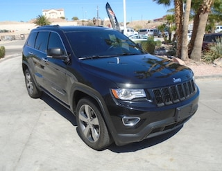Used 2015 Jeep Grand Cherokee Limited SUV Bullhead City