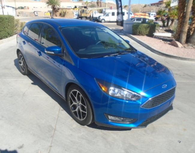 Used 2018 Ford Focus SEL Hatchback Bullhead City