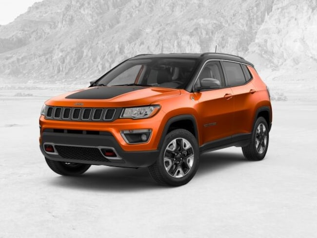 New 2018 Jeep Compass TRAILHAWK 4X4 Sport Utility Lake Havasu City