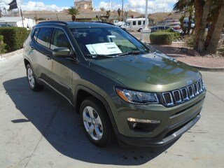 New 2018 Jeep Compass LATITUDE FWD Sport Utility Bullhead City