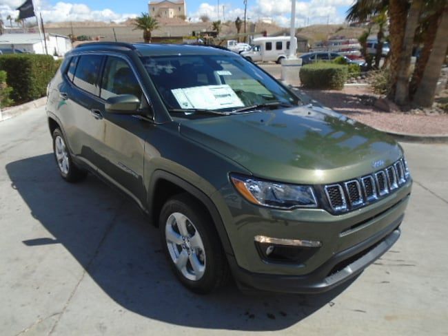 New 2018 Jeep Compass LATITUDE FWD Sport Utility Lake Havasu City