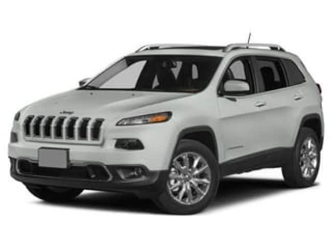 Used 2015 Jeep Cherokee Sport SUV Bullhead City