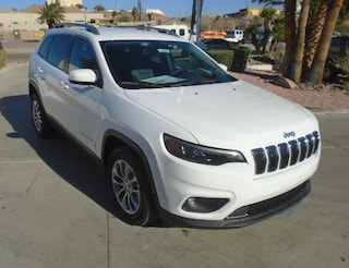 New 2019 Jeep Cherokee LATITUDE PLUS FWD Sport Utility Bullhead City