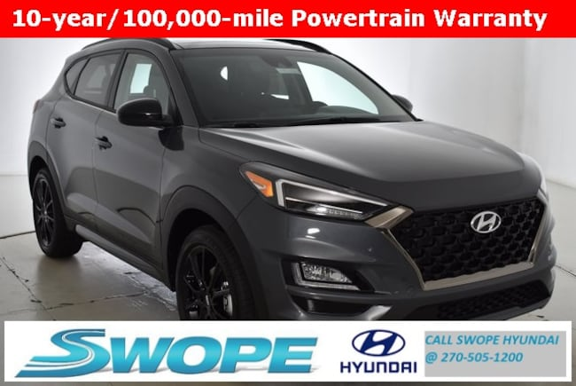 2019 Hyundai Tucson Night Wagon