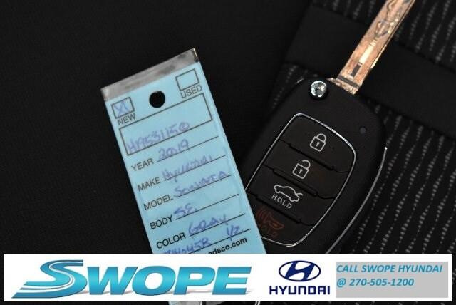 New 2019 Hyundai Sonata For Sale at Swope Hyundai | VIN