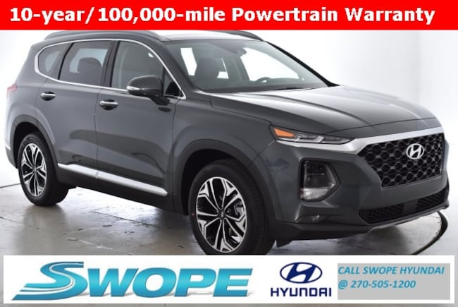 2019 Hyundai Santa Fe Ultimate 2.0T Wagon
