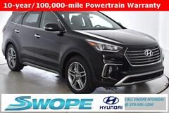 2019 Hyundai Santa Fe XL Limited Ultimate Wagon
