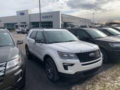 2019 Ford Explorer Sport SUV