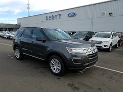 New 2019 Ford Explorer XLT SUV in Holly, MI