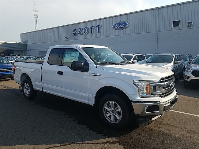 New 2018 Ford F-150 XLT Truck for sale/lease Holly, MI
