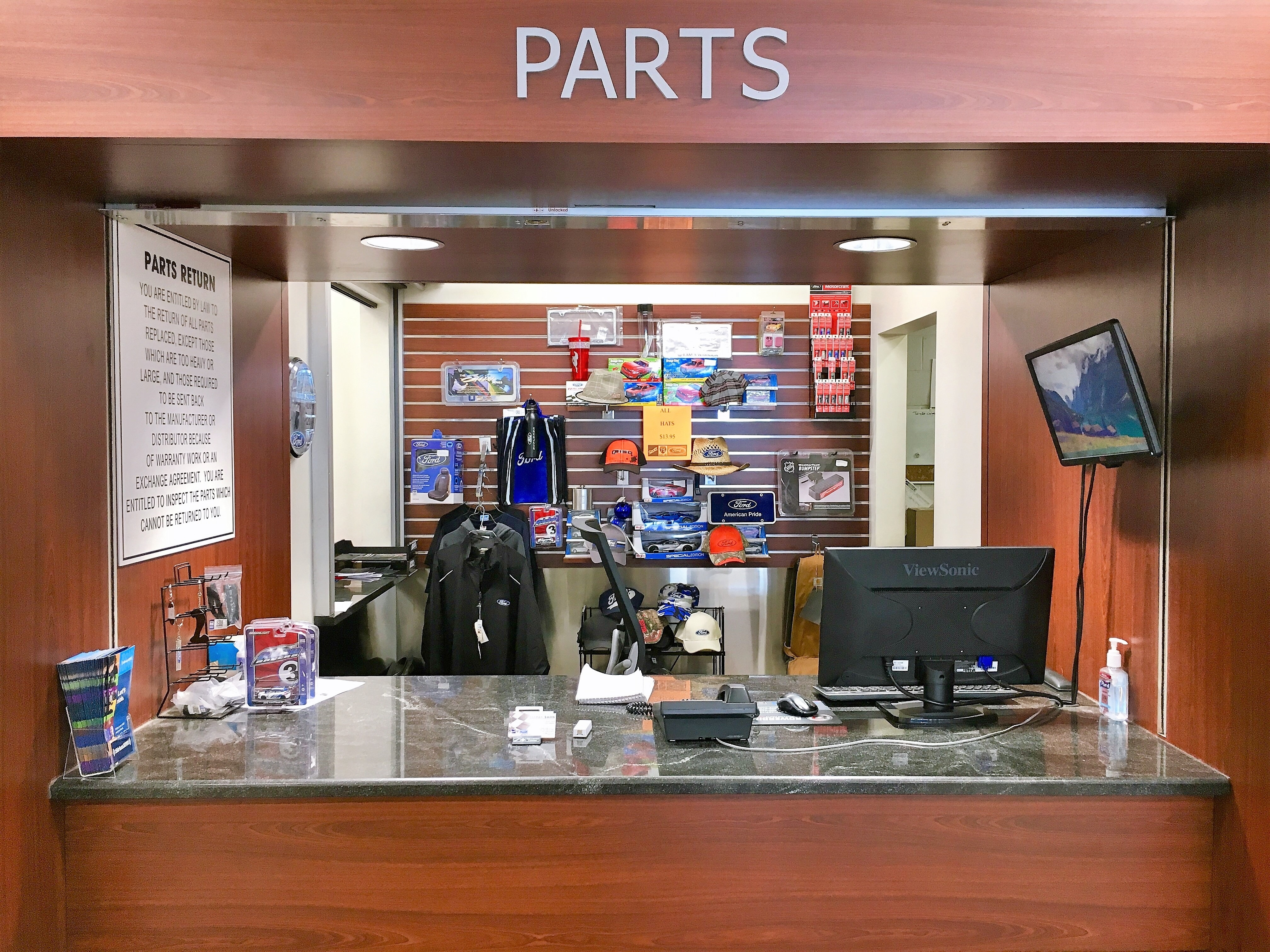 Car Auto Parts: Ford Car Parts And Accessories In Holly
