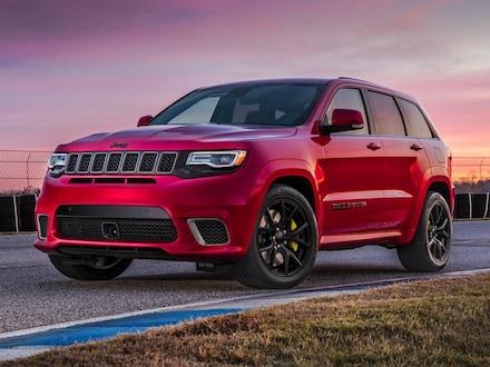 2020 Jeep Grand Cherokee SRT 4X4 Sport Utility