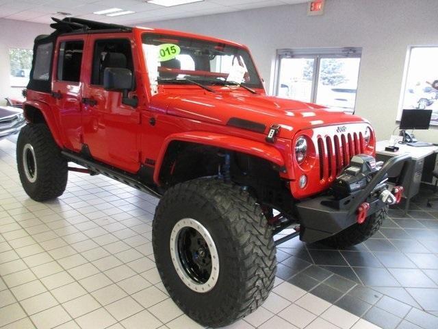 Used 2015 Jeep Wrangler Unlimited For Sale At Szott M 59 Chrysler Jeep Vin 1c4hjwfg1fl697189