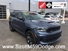 New 2021 Dodge Durango GT PLUS AWD Sport Utility For Sale Near Farmington, MI