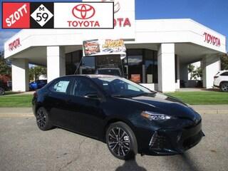 New 2019 Toyota Corolla SE Sedan for sale near Detroit