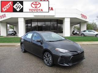 2018 Toyota Corolla SE Sedan for sale in Waterford MI