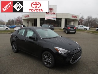 New 2019 Toyota Yaris Sedan LE 6AT Sedan for sale near Detroit