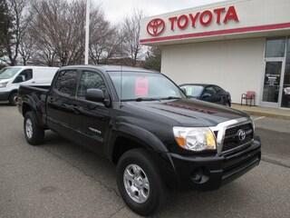 2011 Toyota Tacoma Base Truck Double Cab