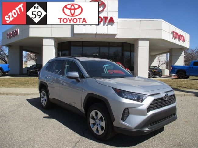New 2019 Toyota RAV4 MP SUV in Waterford