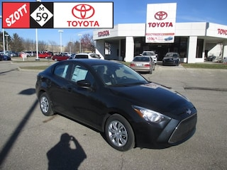 New 2019 Toyota Yaris Sedan L Sedan for sale near Detroit