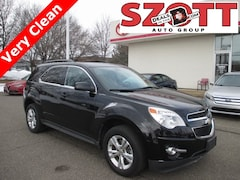 Used 2011 Chevrolet Equinox LT SUV for sale in Waterford, MI