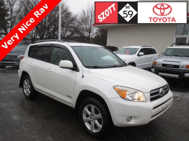 Used 2007 Toyota RAV4 Limited SUV in Waterford